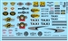 TAXIS Model Car Decal Sheet