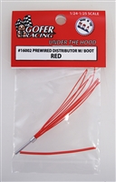 Prewired Distributor Red