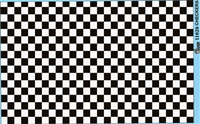 Gofer Racing Checkers Decal Sheet 11020